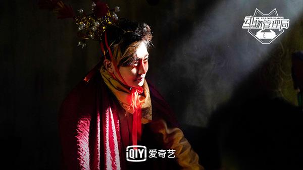 《动物管理局》郭京飞吓懵陈赫 王子文竟要变身男人?