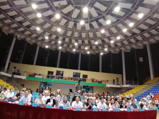弘扬尊师风尚 宜宾天立举行教师节庆祝活动