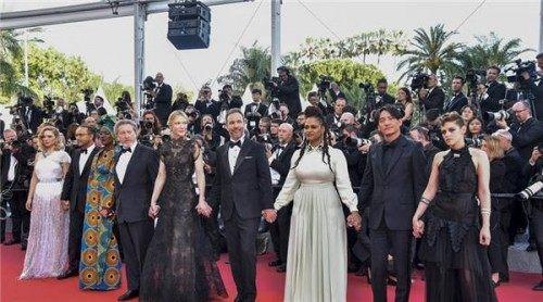 2018戛纳中国电影荣誉奖单元
